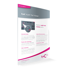 EyeC Audit Trail Viewer